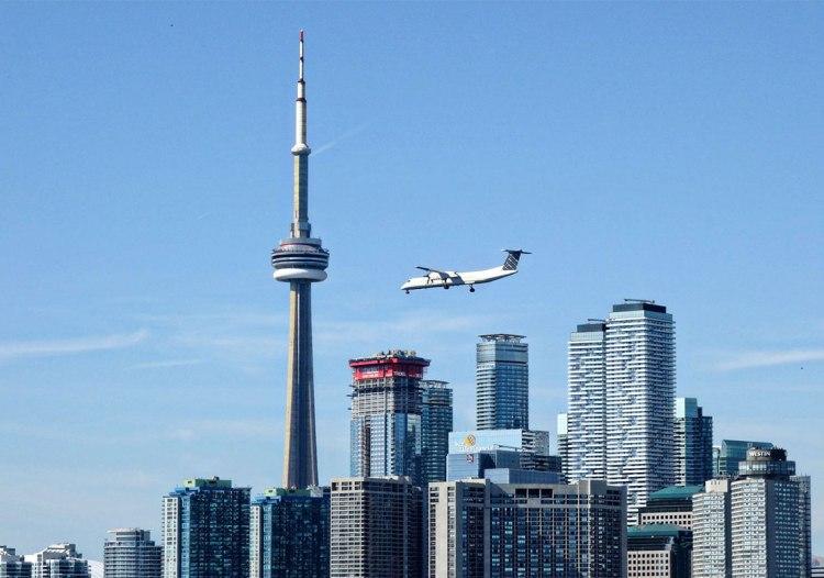 Arrivée Toronto PVT