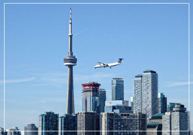 Arrivee Toronto PVT