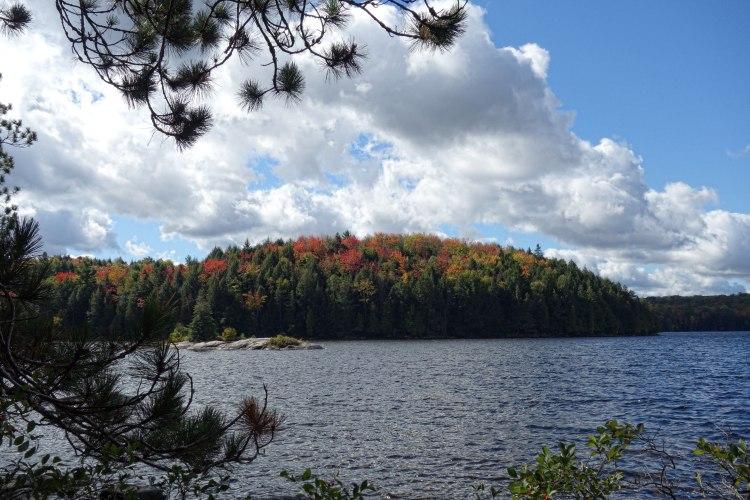 Silent Lake Randonee Canada