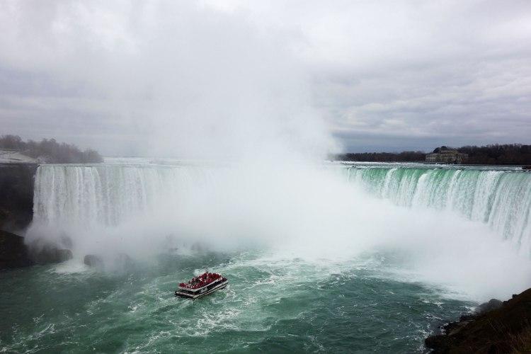 Chutes du Niagara Boat Cruise