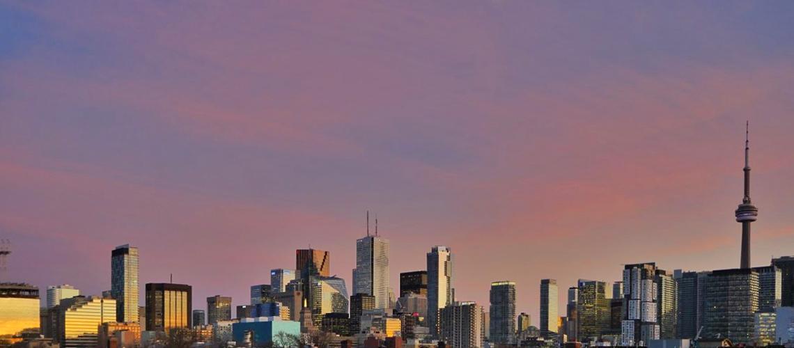 Deux mois a Toronto