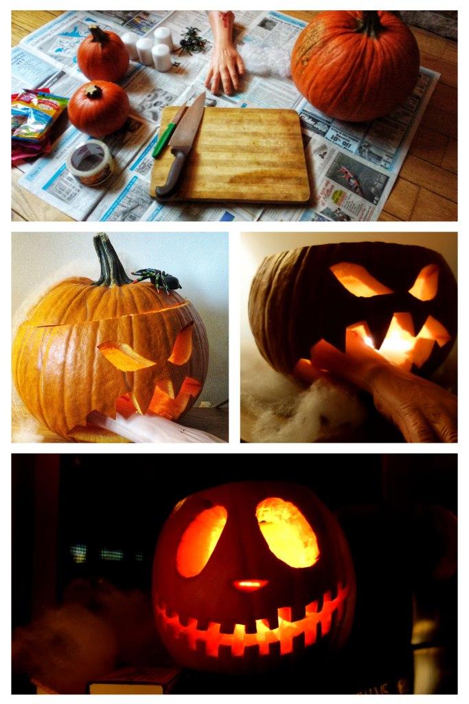 Halloween Pumpkin Carving Toronto