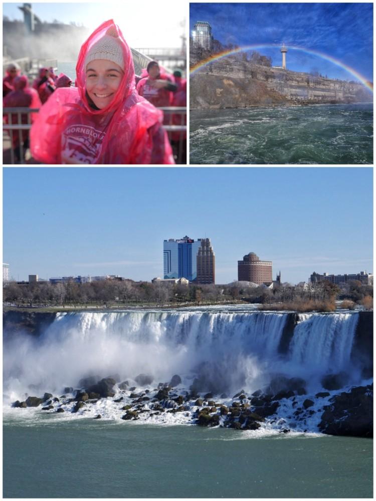 Niagara Falls Canada Boat Cruise