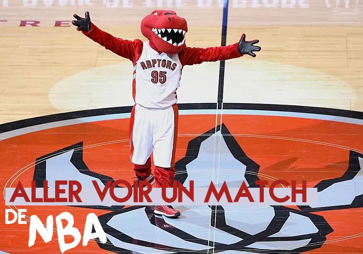 NBA-match-Toronto-Raptors