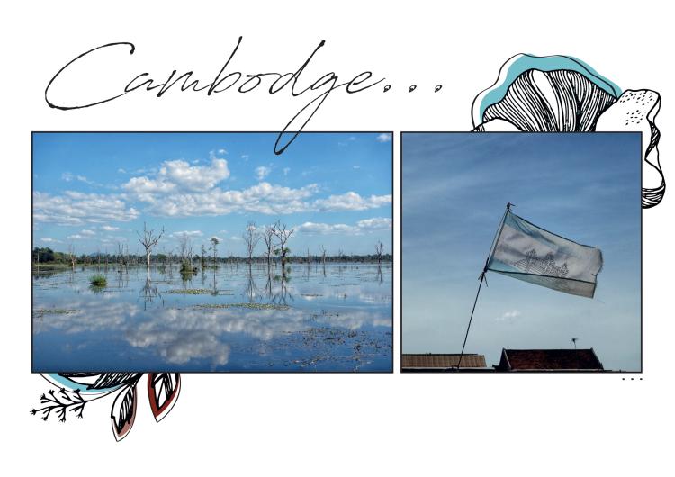 Cambodge Cambodia
