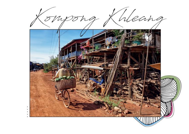 Cambodge Kompong Khleang
