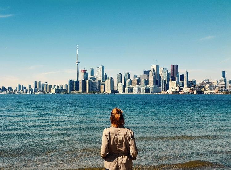 Coralie Toronto Islands