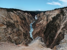 Artist Point - Yellowstone