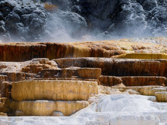 Mammoth Hot Springs Yellowstone (6)