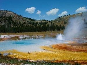 Fairy Fall Hike Yellowstone