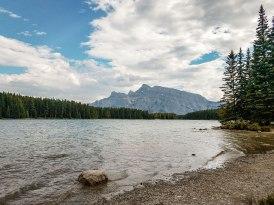 Johnson Lake Banff National Park