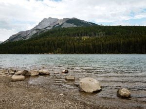 Johnson Lake Banff National Park