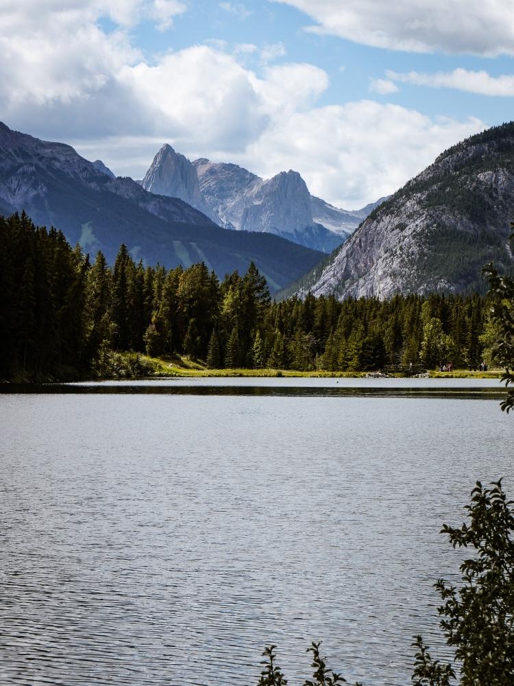 Johnson Lake Banff